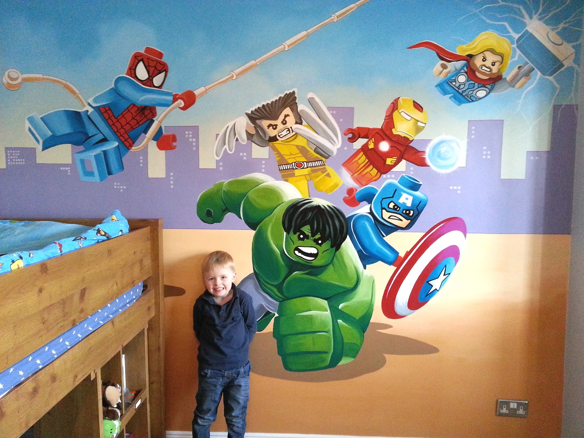 Lego Bedroom Wallpaper Sports Murals For Bedrooms Compare Prices Wallpaper Sport Shopping