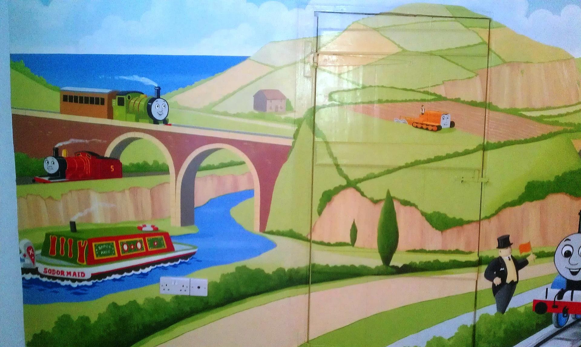 Marvellous Murals Part 60
